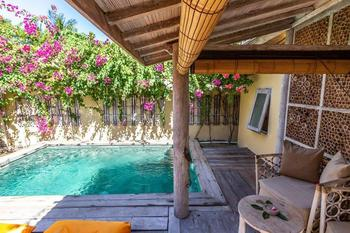Les Villas Ottalia Gili Meno Lombok - One Bedroom Superior Villa with Private Pool Regular Plan