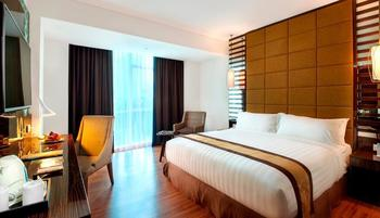 The Atrium Hotel and Resort Yogyakarta - Deluxe Double Room With Breakfast Regular Plan