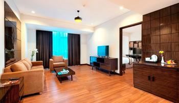 The Atrium Hotel and Resort Yogyakarta - Executive Suite Regular Plan