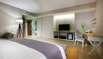 Harper Perintis Makassar by ASTON Makassar - Junior Suite Room Regular Plan