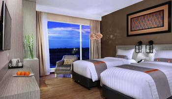 Harper Perintis by ASTON Makassar - Superior Twin Room Only Basic Deal 10%
