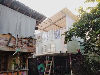 YezYezYez All Good Hostel Yogyakarta - Private Room KK Private Bathroom Regular Plan