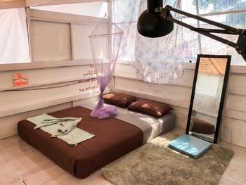 YezYezYez All Good Hostel Yogyakarta - Private Room KS Shared Bathroom Regular Plan