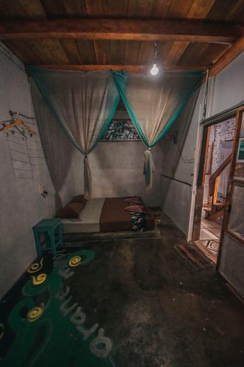 YezYezYez All Good Hostel Yogyakarta - Private Room with Shared Bathroom (cadangan) Regular Plan