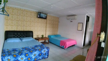 Ki Agung Presties Hotel Yogyakarta - Family Room Regular Plan