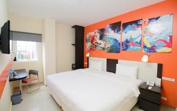 Sinar Sport Hotel Bengkulu - Deluxe King Regular Plan