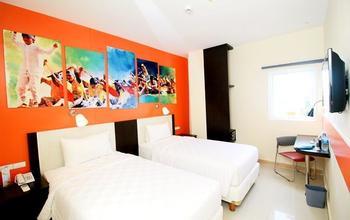 Sinar Sport Hotel Bengkulu - Deluxe Twin Regular Plan