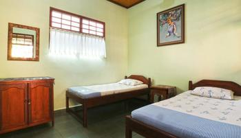 Bamboo Inn Kuta Bali - Standard Twin Room With Fan 24 Hours Deal