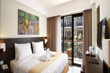 Rofa Kuta Hotel Legian - Deluxe Double or Twin Pool View Always On