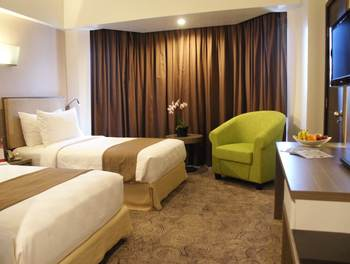 Swiss-Belhotel Samarinda - Kamar Executive Twin Regular Plan