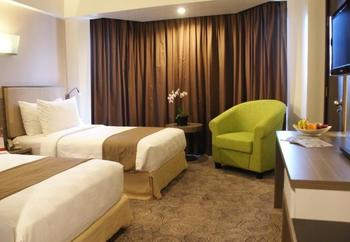 Swiss-Belhotel Samarinda - Kamar Executive Club Regular Plan