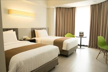 Swiss-Belhotel Samarinda - Superior Twin Regular Plan