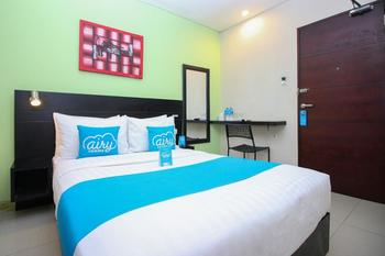 Airy Batu Meja Sirimau 12 Ambon - Deluxe Double Room with Breakfast Special Promo Mar 28