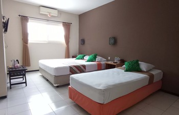 Helios Hotel Malang - Family Room September STAYcation
