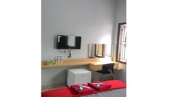 Rumah Amanah Homestay Syariah Yogyakarta - Deluxe Double Room Regular Plan