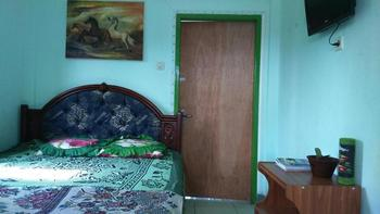 Green House Lombok Lombok - Double Room with Mountain View Regular Plan
