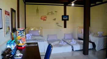 Transformer Center Malang - Family Room Regular Plan