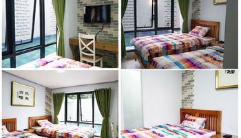 Urbanest Inn House TB Simatupang - Deluxe Twin Room Regular Plan
