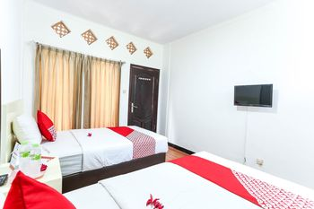 OYO 1842 Hotel Orisa Lombok - Standard Twin Room Regular Plan