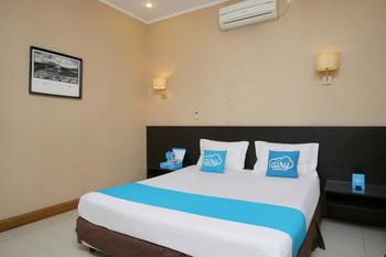 Airy Lengkong Buah Batu 81 Bandung - Deluxe Double Room Only Regular Plan