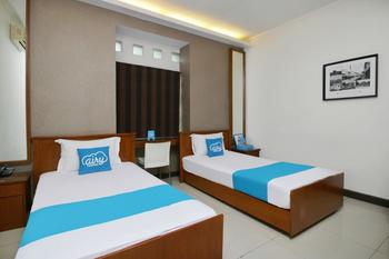 Airy Lengkong Buah Batu 81 Bandung - Deluxe Twin Room Only Regular Plan
