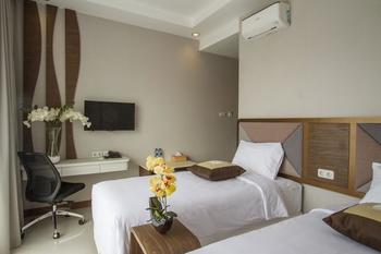Sawana Suites Jakarta - Deluxe Twin Bed Room - Room Only Regular Plan