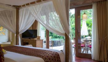 The Udaya Resorts & Spa Bali - Pool Suite Basic Deal