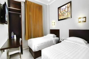 Grand Malabar Hotel Bandung - Standard Twin with Breakfast Regular Plan