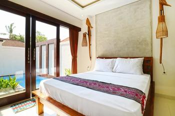 Jukung Villas Kuta Bali - 2 Bedroom Private Pool Villa Room Only Min Stay 5N