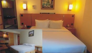 Hotel Mega Anggrek Jakarta - Executive Family Tanpa Sarapan Regular Plan