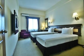 Mega Anggrek Hotel Jakarta Slipi - Promo Superior Twin Room Only Best Deal