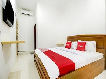 OYO 3929 8angau Mas Palembang - Deluxe Double Room Early Bird Deal