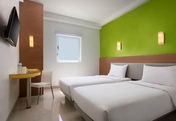 Amaris Hotel Kupang Kupang - Smart Room Twin Offer  Regular Plan