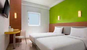 Amaris Hotel Kupang - Smart Room Twin Promotion  Regular Plan