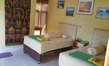 Rumah Budaya Sumba Pulau Sumba - Villa Regular Plan
