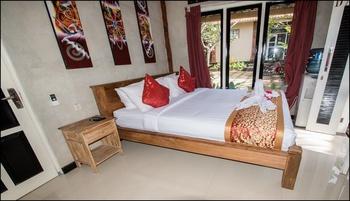 House of Hobbit Bali - Deluxe Room Regular Plan
