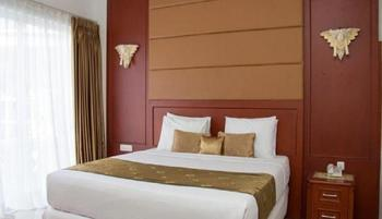 Grand Paradise Lembang - Deluxe Double Room Only Regular Plan