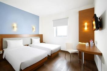 Amaris Muara Bungo Bungo - Smart Room Twin Offer  Regular Plan