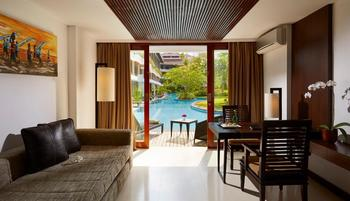 Melia Bali - The Level Lagoon Access Junior Suite - All Inclusive  Save 30%