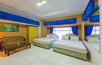 Puri Tamu Hotel Bali - Family Room Regular Plan