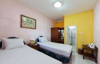 Puri Tamu Hotel Bali - Standard Twin Room Regular Plan