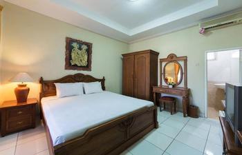 Puri Tamu Hotel Bali - Standard Double Room  Regular Plan