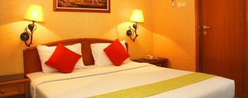 Cipta Hotel Mampang - Standar Double Bed Room Only Regular Plan