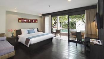 Away Bali Legian Camakila Resort - Deluxe Pool Side Basic Deal 25percent