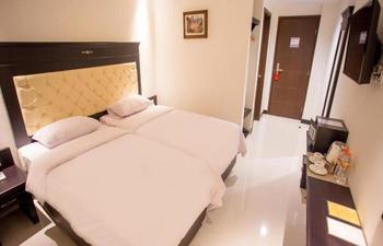 Same Hotel Cepu Blora - Deluxe Twin Room Regular Plan