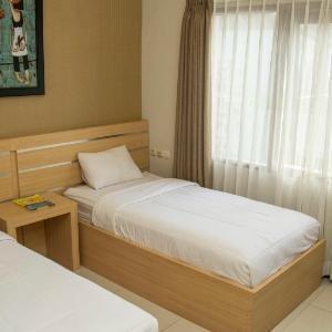 Villa Puri Teras Lembang - Standard Room - Double or Twin-bed with Breakfast Regular Plan