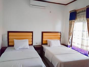 RedDoorz Syariah near Sunrise Park Pangandaran Pangandaran - RedDoorz Twin Room LM 5%