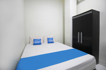 Airy Syariah Sukarame Pulau Tegal 11 Bandar Lampung Bandar Lampung - Standard Double Room Only Regular Plan
