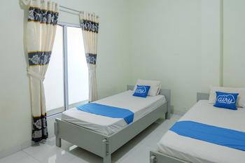 Airy Syariah Sukarame Pulau Tegal 11 Bandar Lampung Bandar Lampung - Standard Twin Room Only Regular Plan