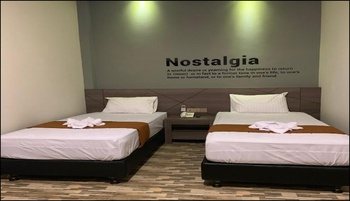Bless Hotels Sintang - Superior Twin Room Only Regular Plan